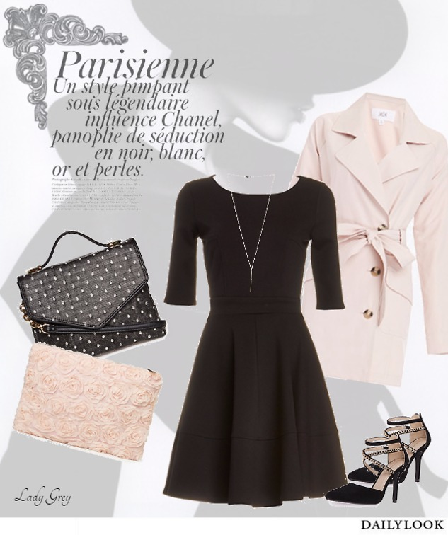Fashion Friday: La Petite Robe Noire (The Little Black Dress)