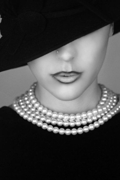 Wordless Wednesday: String of Pearls