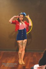 Nightflower in Pinups & Patriots